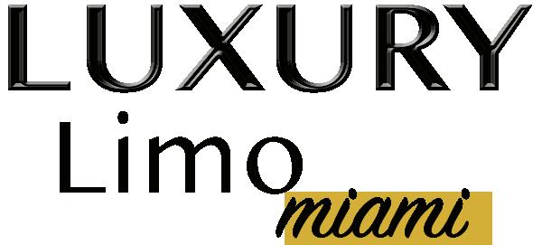 luxury limousine services miami